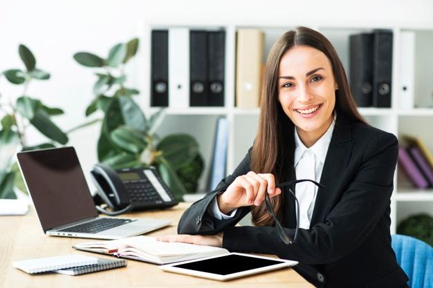 mulher de negocios