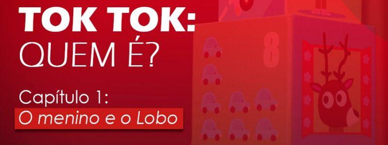 TOK TOK QUEM É APP DE PORTARIA REMOTA